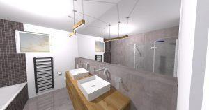 ibv - Pohľad 1 300x159 - 3D vizualizácia kúpeľne