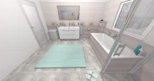 ibv - Zachar Richard 3 300x159 - 3D vizualizácia kúpeľne