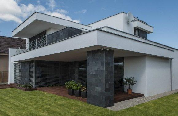 ibv - fasada baumit - Štandardné povrchové úpravy fasád