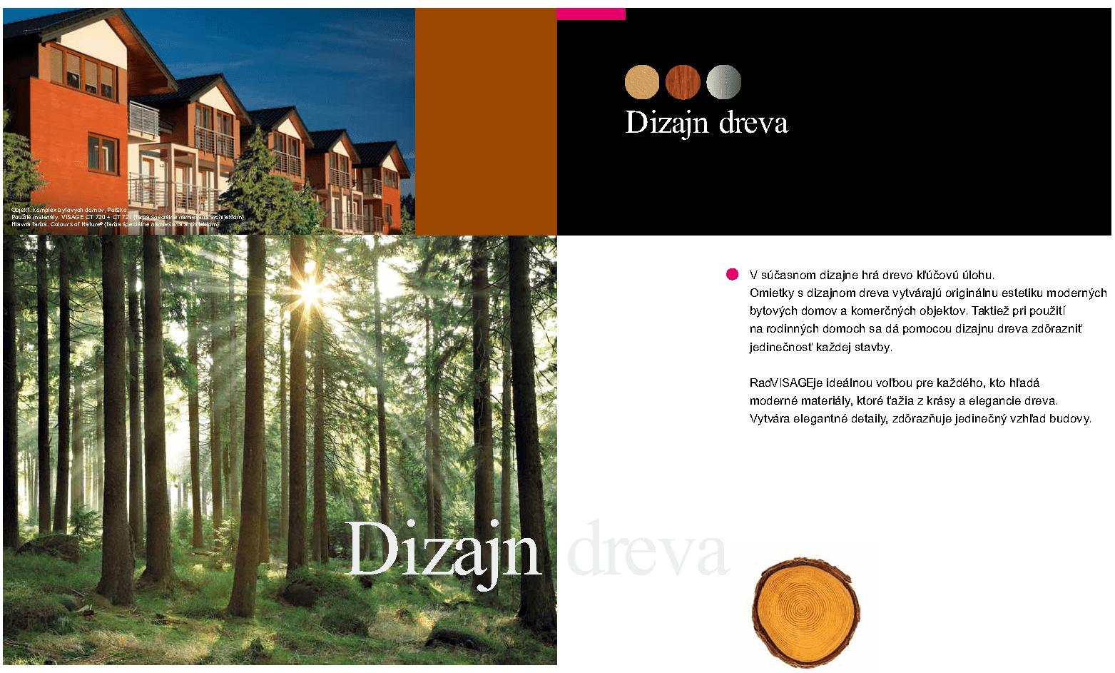 ibv - Fasady drevo Page 1 - Prémiové povrchové úpravy fasád