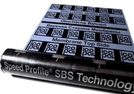 ibv - Speed Profile SBS 270x190 - Hydroizolácia spodnej stavby