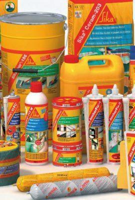 ibv - sika products 270x400 - Stavebná chémia