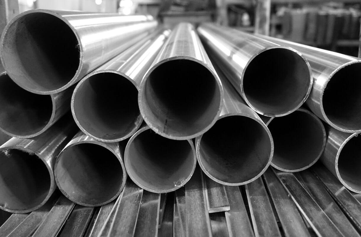 ibv - Rúry oceľ - Hutnícky materiál a stavebná oceľ