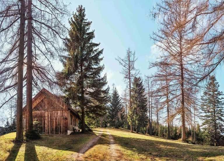 ibv - chata 768x554 - Najkrajšie oddychové bývanie