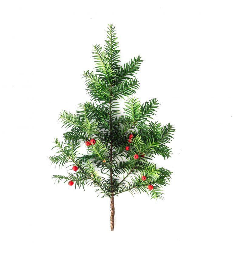 ibv - stromcek 1 768x836 - Najkrajšie sviatky klopú na dvere