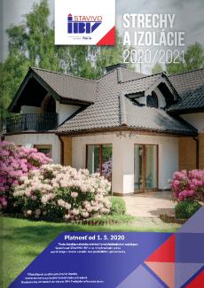 ibv - ibv strechy a izolacie 2020 2021 - Katalógy