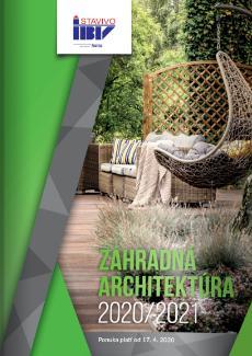ibv - ibv zahradna architektura 2020 2021 - Katalógy