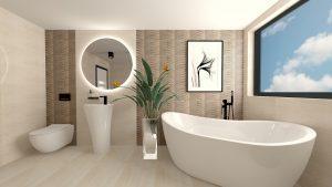 ibv - vizu50 300x169 - 3D vizualizácia kúpeľne