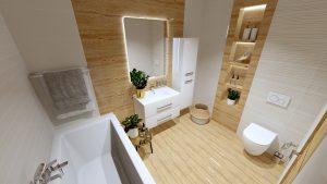 ibv - vizu106 300x169 - 3D vizualizácia kúpeľne