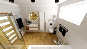 ibv - vizu112 300x169 - 3D vizualizácia kúpeľne