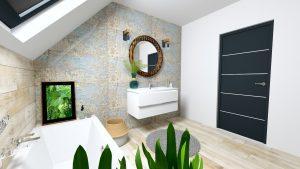 ibv - vizu78 300x169 - 3D vizualizácia kúpeľne