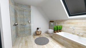 ibv - vizu79 300x169 - 3D vizualizácia kúpeľne