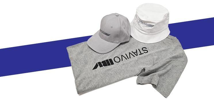 ibv - tricko siltovka klobuk - Vyber si darček za nákup